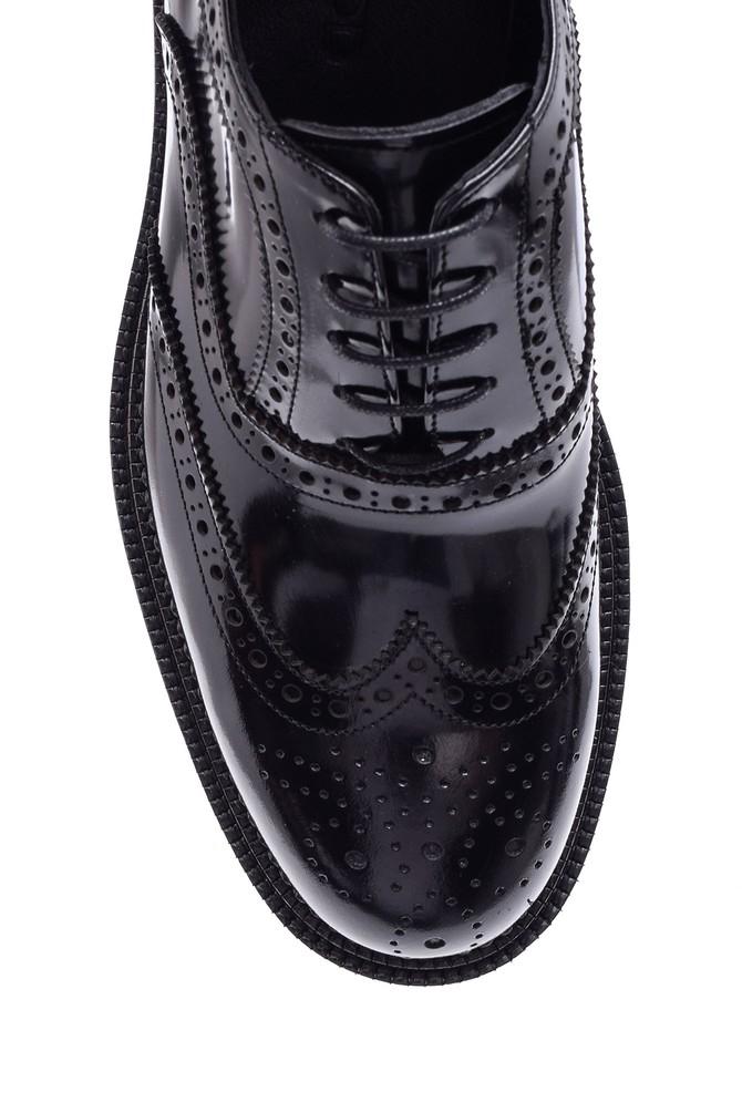 5638088329 Erkek Deri Klasik Ayakkabı