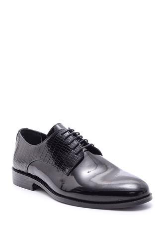 Erkek Kroko Detaylı Klasik Ayakkabı
