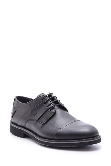 Siyah Erkek Klasik Deri Ayakkabı 5638080556