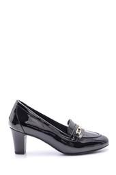 5638082996 Kadın Rugan Topuklu Ayakkabı