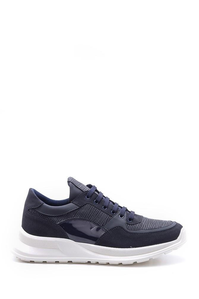Lacivert Erkek Sneaker 5638097951