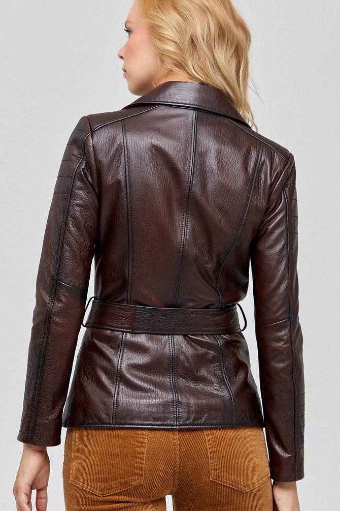 5638100889 Mayfair Kadın Deri Ceket