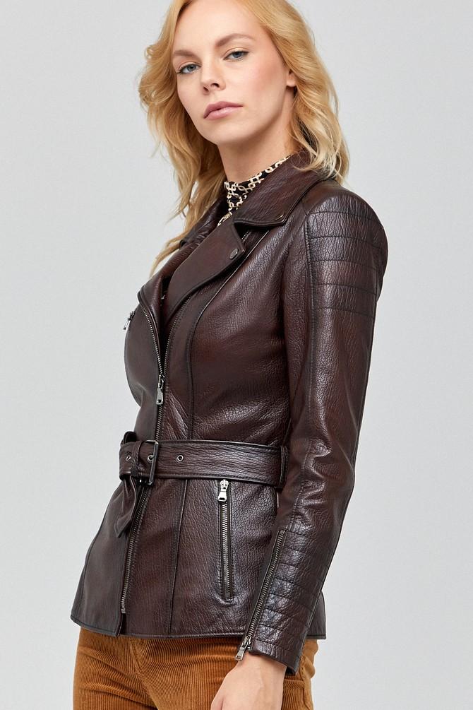 5638100892 Mayfair Kadın Deri Ceket
