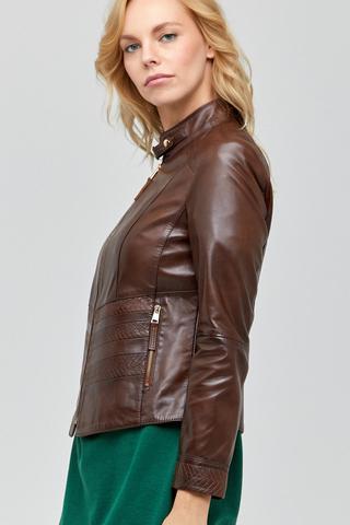 Daisy Kadın Deri Ceket