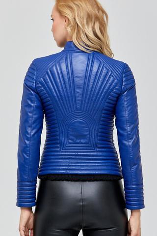 Newyork Kadın Deri Ceket