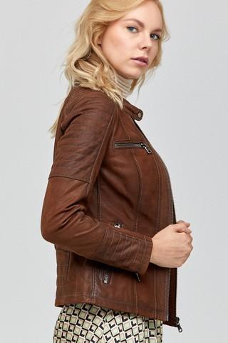 Gala Kadın Deri Ceket