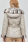 5638115066 Monterosa Kadın Deri Ceket