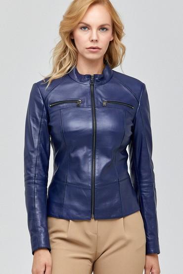 Mavi Eva Kadın Deri Ceket 5638106159