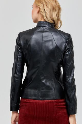 Grace Kadın Deri Ceket