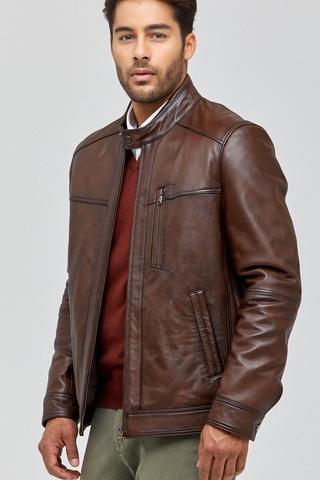 Ford Erkek Deri Ceket