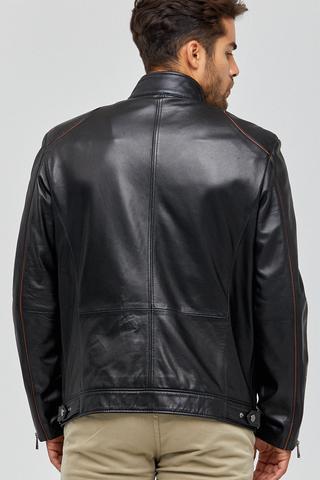 Cavani Erkek Deri Ceket