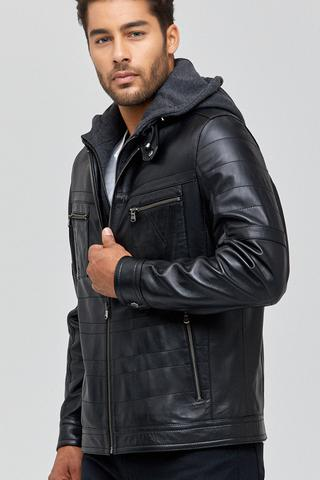 Ronny Erkek Deri Ceket
