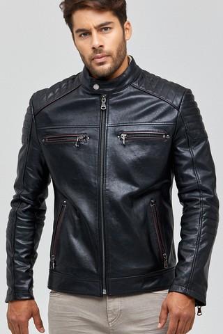 Jerebko Erkek Deri Ceket