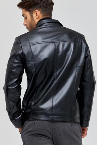 Bernard Erkek Deri Ceket