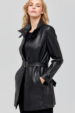 Cassandra Kadın Deri Ceket