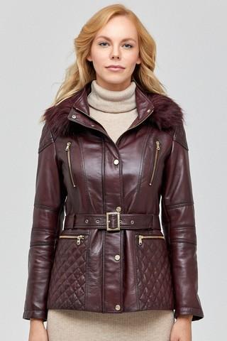 Kimberly Kadın Deri Ceket