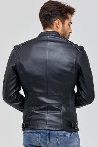 New Bosh Erkek Deri Ceket