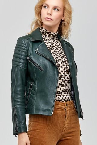Isabella Kadın Deri Ceket