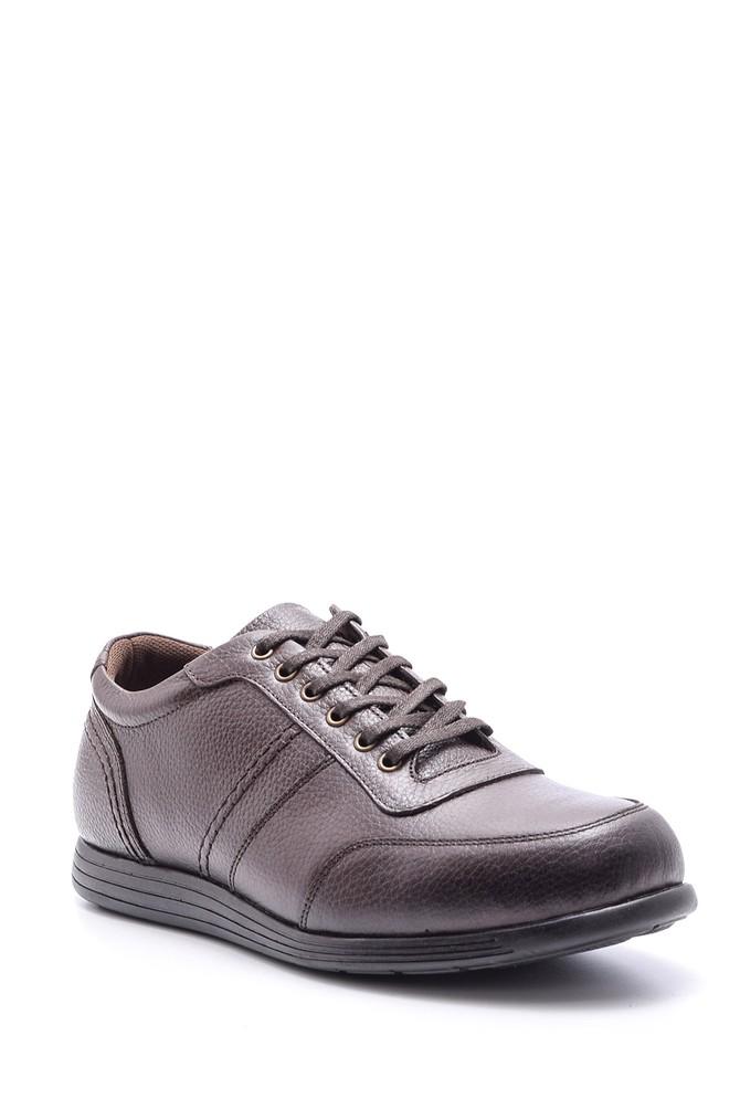 5638080980 Erkek Casual Deri Ayakkabı