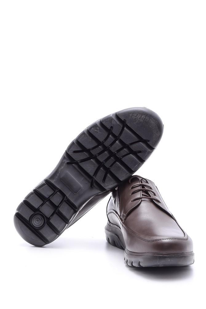5638083579 Erkek Casual Deri Ayakkabı