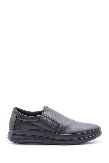 Siyah Erkek Deri Ayakkabı 5638095914