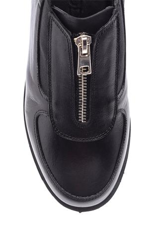 Kadın Fermuar Detaylı Ayakkabı