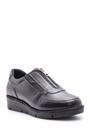 5638093974 Kadın Fermuar Detaylı Ayakkabı