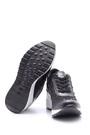 5638103182 Kadın Taş Detaylı Yüksek Tabanlı Spor Ayakkabı