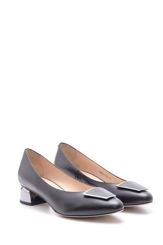 Kadın Metal Topuklu Ayakkabı