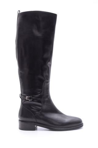Kadın Deri Çizme