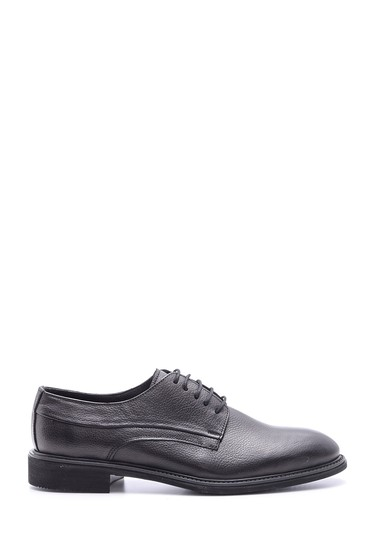Siyah Erkek Casual Deri Ayakkabı 5638097882