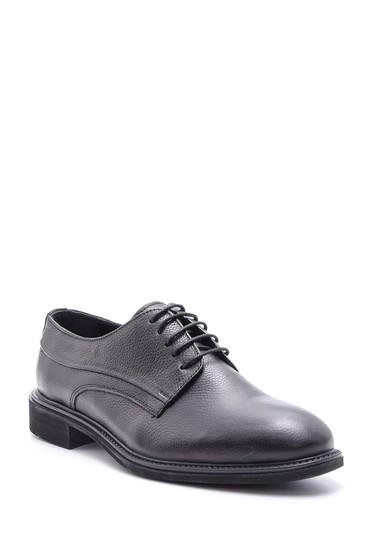 Siyah Erkek Casual Deri Ayakkabı 5638097886