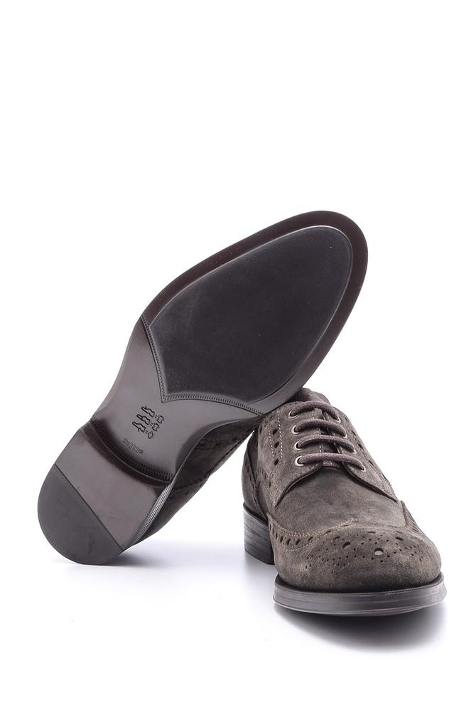 5638094215 Erkek Süet Deri Ayakkabı