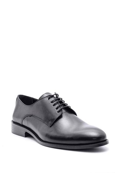 Siyah Erkek Klasik Deri Ayakkabı 5638094567