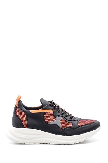5638097979 Erkek Deri Sneaker