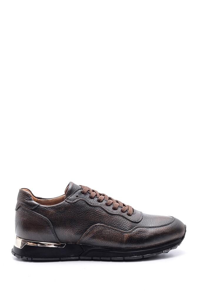 5638088980 Erkek Deri Sneaker