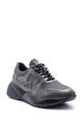 5638089218 Erkek Yüksek Tabanlı Deri Sneaker