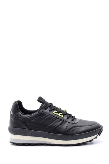 5638089478 Erkek Deri Sneaker