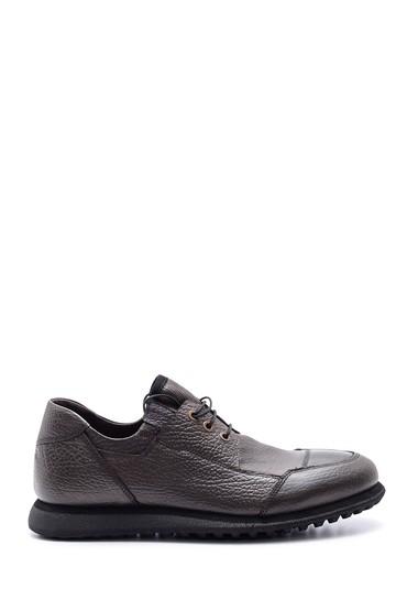 Kahverengi Erkek Casual Deri Ayakkabı 5638090367