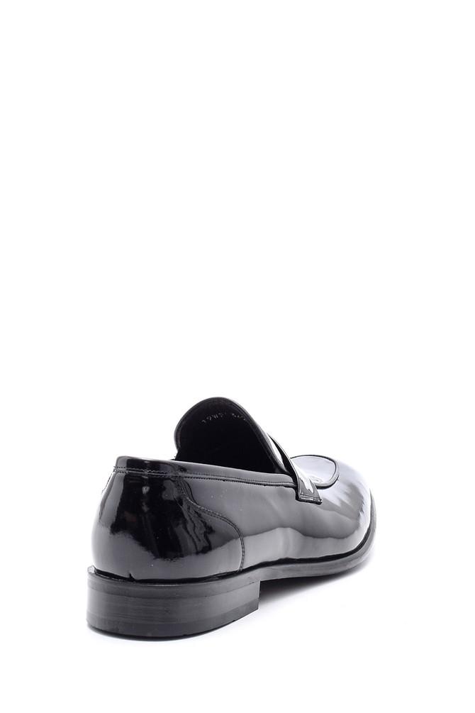 5638080175 Erkek Rugan Deri Klasik Loafer