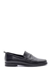5638103226 KADIN DERİ LOAFER