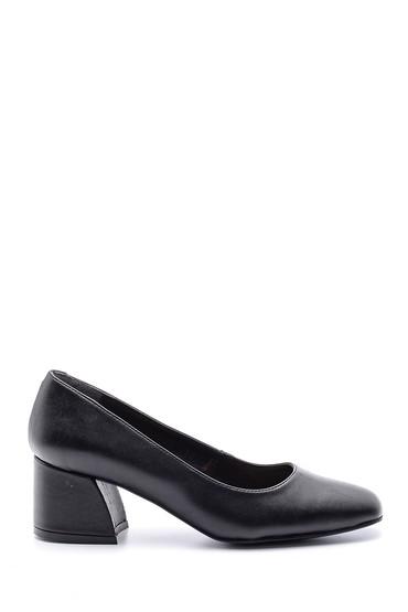 Siyah Kadın Topuklu Ayakkabı 5638101743