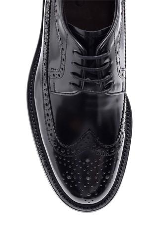 Erkek Deri Kösele Tabanlı Ayakkabı