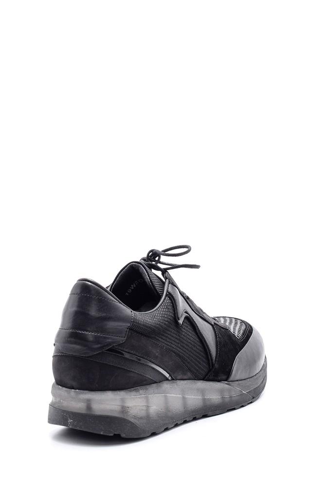 5638094730 Erkek Şeffaf Tabanlı Sneaker