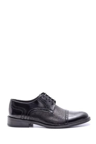 5638080316 Erkek Klasik Deri Ayakkabı