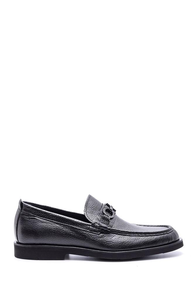 5638088368 Erkek Klasik Deri Loafer