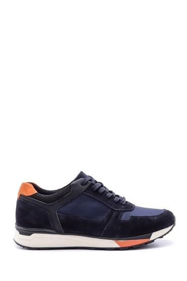 5638089177 Erkek Deri Sneaker