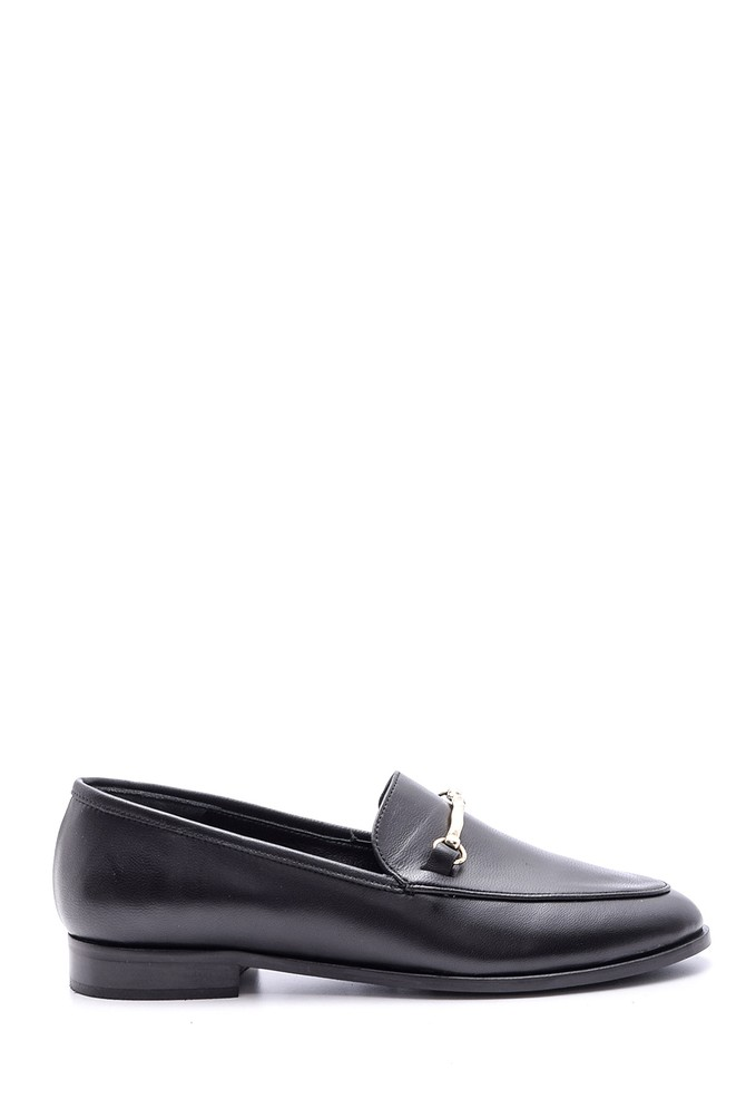 5638087327 KADIN DERİ LOAFER