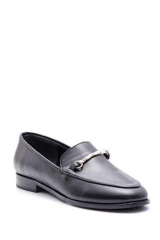 KADIN DERİ LOAFER