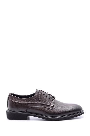 Kahverengi Erkek Casual Deri Ayakkabı 5638097881